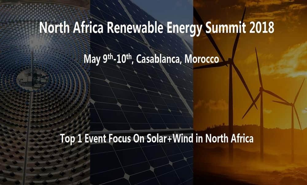 North Africa Renewable Energy Summit 2018