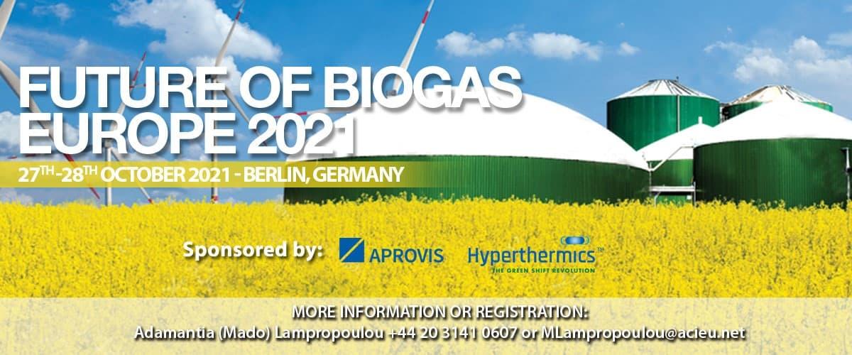 Future of Biogas Summit 2021