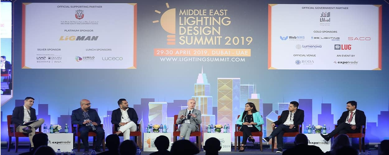 9th Middle East Smart Lighting & Energy Summit 2021