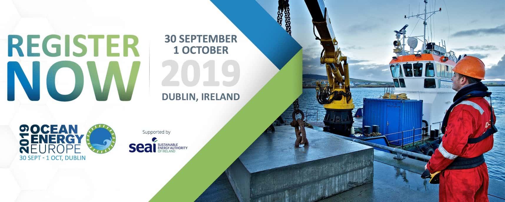 Ocean Energy Europe 2019