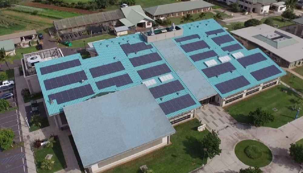 University Of Hawaiiu0027s Maui College To Be Completely Powered By Solar+ Storage